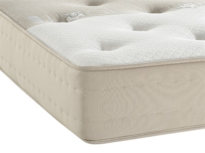 Relyon Wool Silk 1190 4 6 Double Mattress